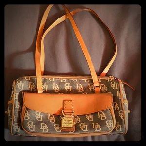 Dooney & Bourke Lavender Shoulder Bag